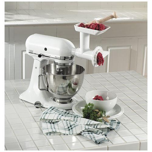 Kitchenaid mixer grinder attachment photo - 3