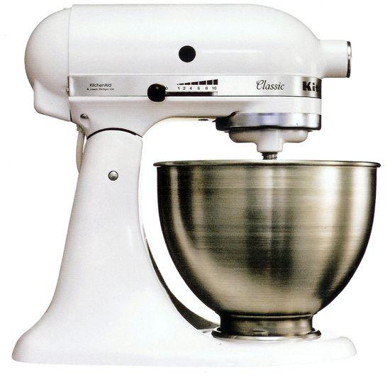 Kitchenaid mixer parts photo - 1