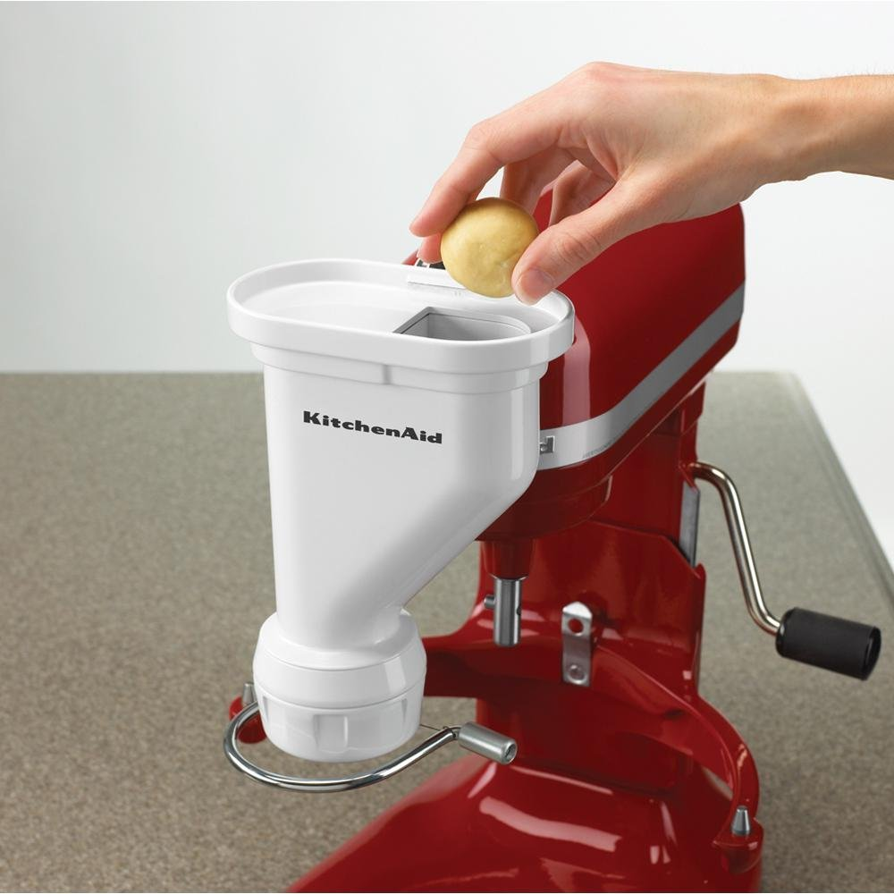 Kitchenaid mixer pasta attachment | Kitchen ideas