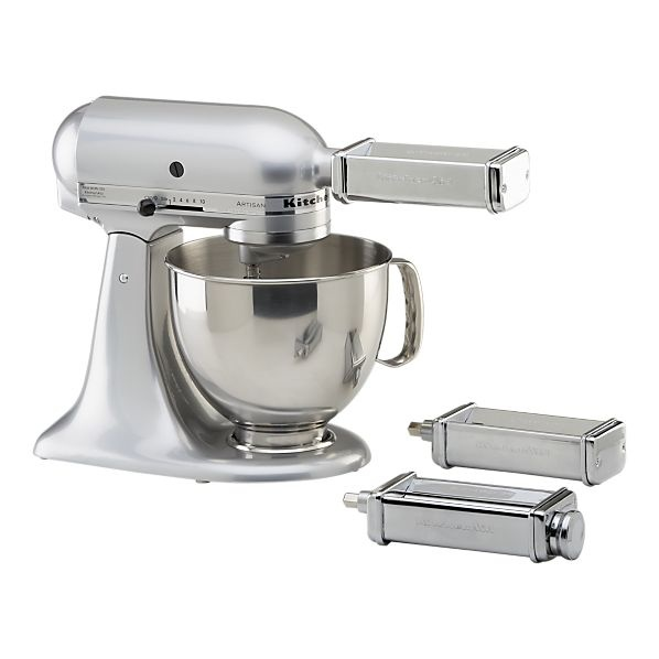 Kitchenaid mixer pasta roller photo - 1