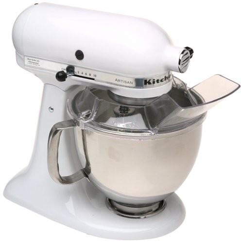 Kitchenaid mixer pouring shield photo - 1