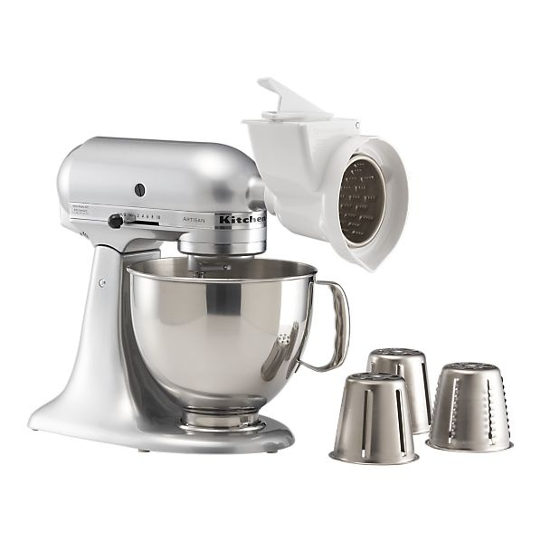 Kitchenaid mixer slicer photo - 2