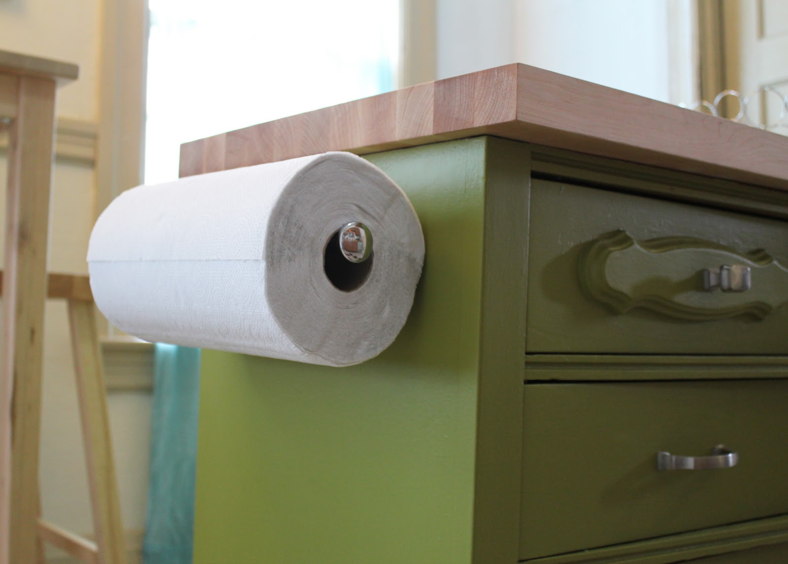 Kitchenaid paper towel holder photo - 1
