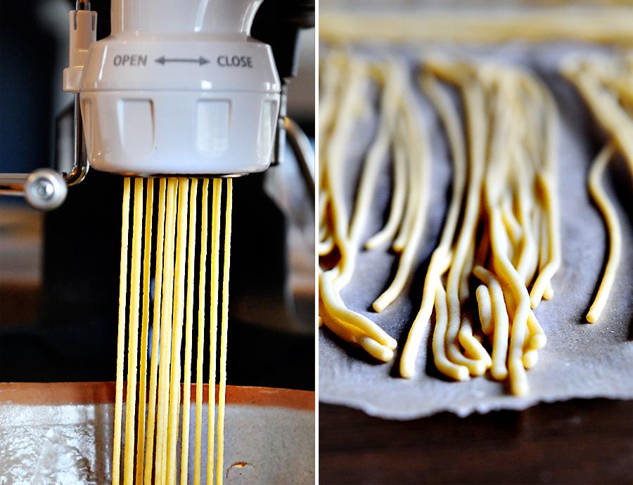 Kitchenaid pasta attachment photo - 3