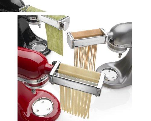 Kitchenaid pasta attachment set photo - 3