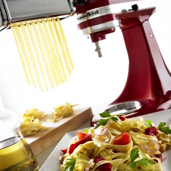 Kitchenaid pasta roller photo - 2