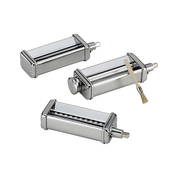 Kitchenaid pasta roller and cutter photo - 1