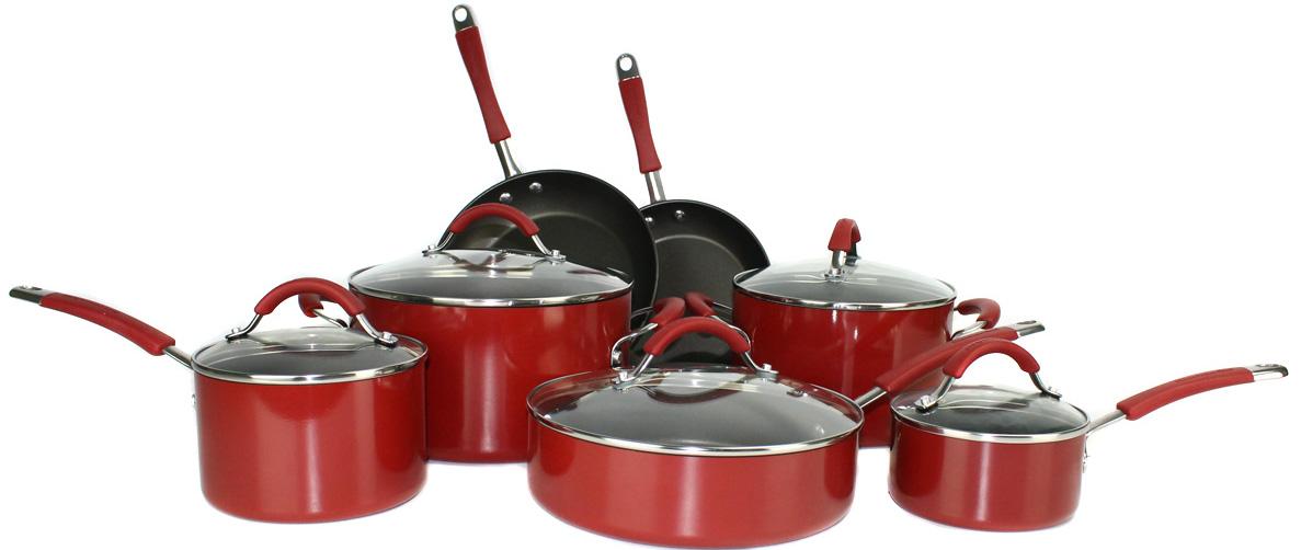 Kitchenaid pots and pans set photo - 3