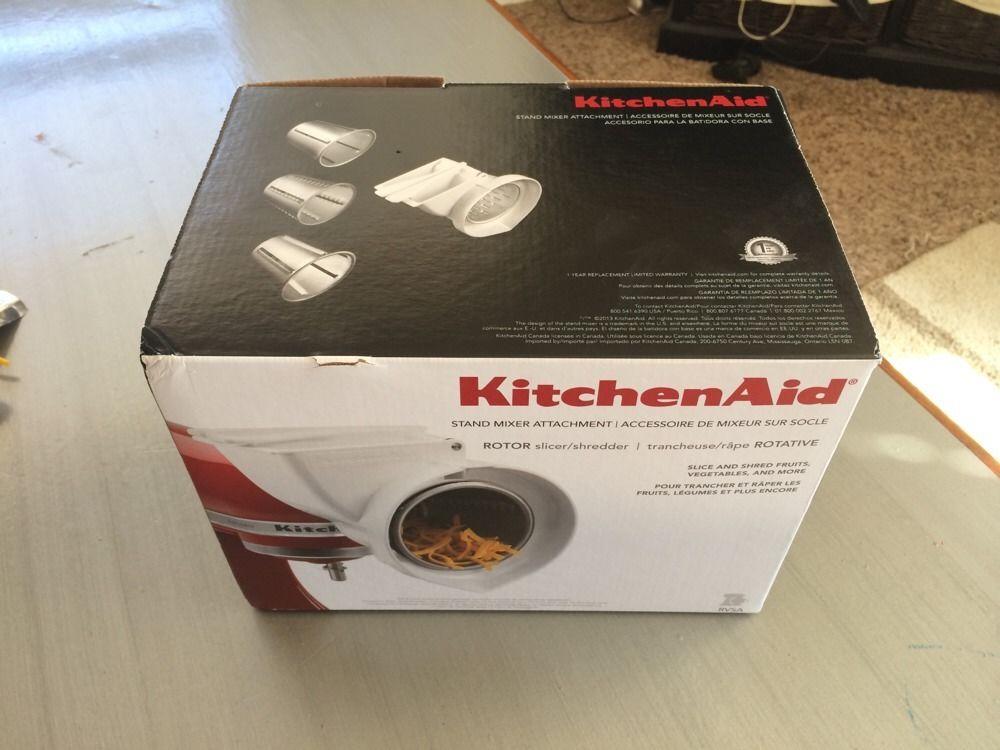 Kitchenaid shredder photo - 3
