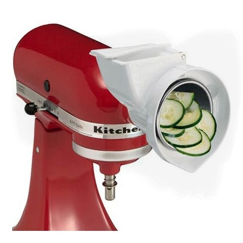 Kitchenaid slicer shredder photo - 3