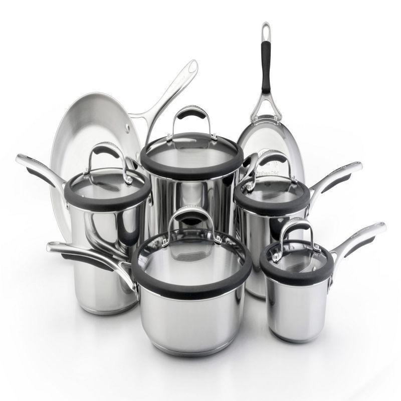 Kitchenaid stainless steel photo - 3