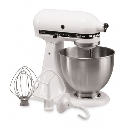 Kitchenaid stand mixer classic plus photo - 3