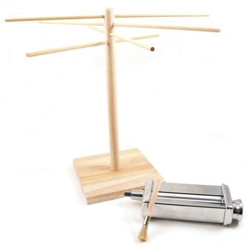 Kitchenaid stand mixer pasta roller attachment photo - 1