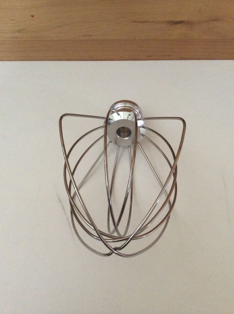 Kitchenaid stand mixer whisk attachment photo - 2