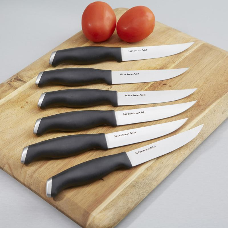 Kitchenaid steak knives photo - 1