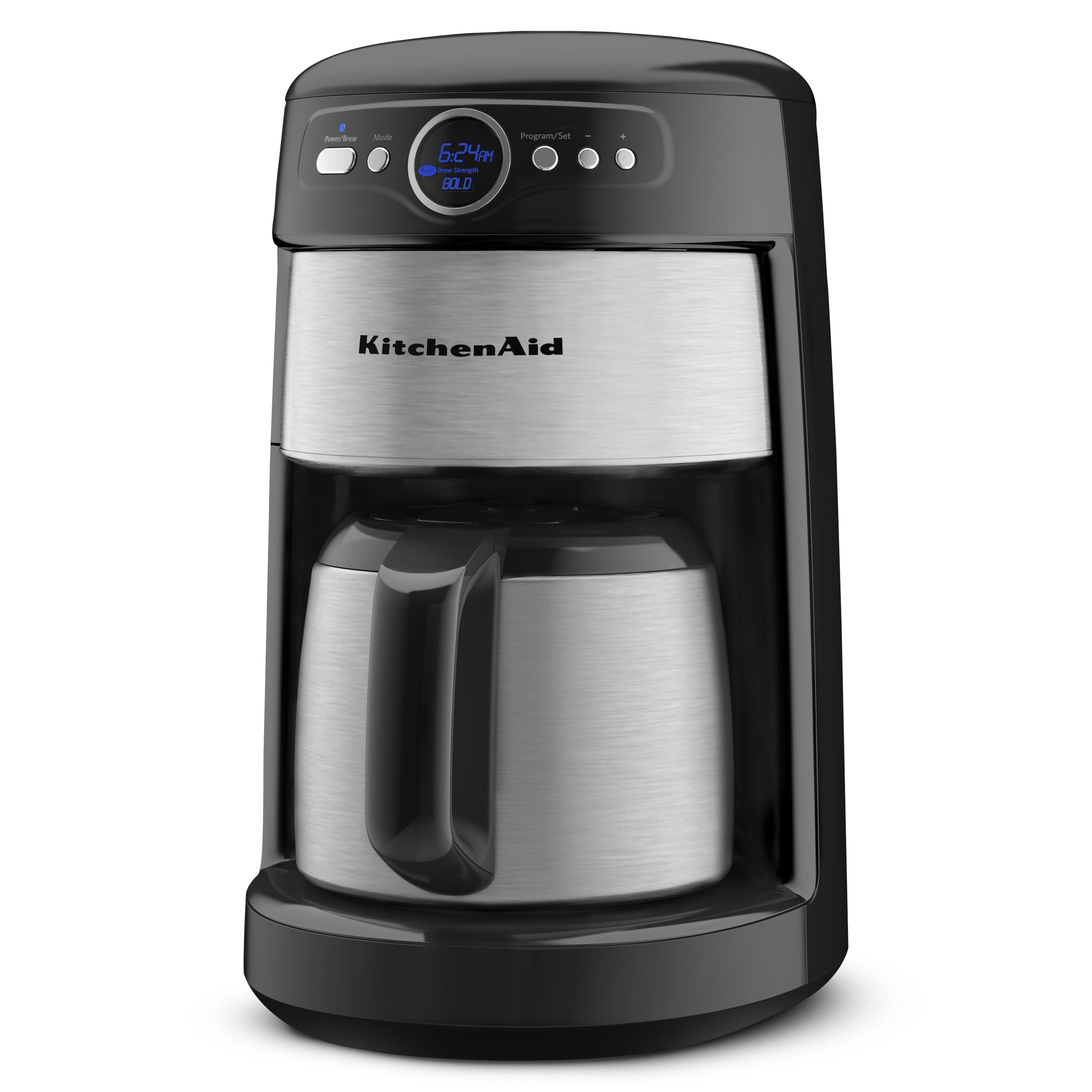 Kitchenaid thermal coffee maker photo - 3