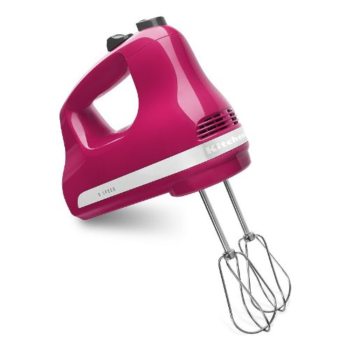 Kitchenaid ultra power 5 speed hand mixer photo - 2