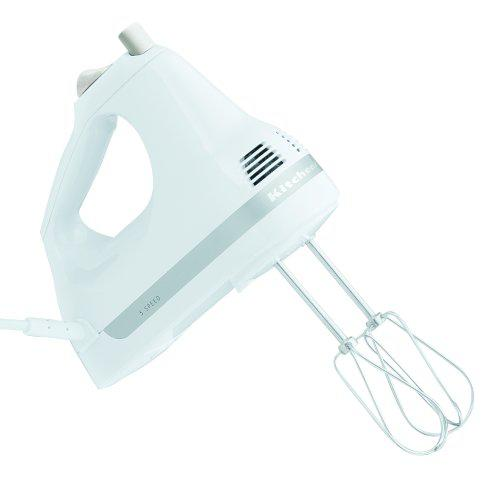 Kitchenaid ultra power 5 speed hand mixer photo - 3