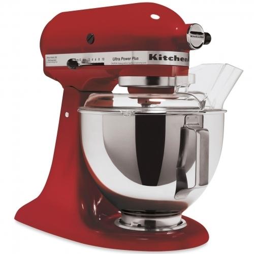 Kitchenaid ultra power stand mixer photo - 2