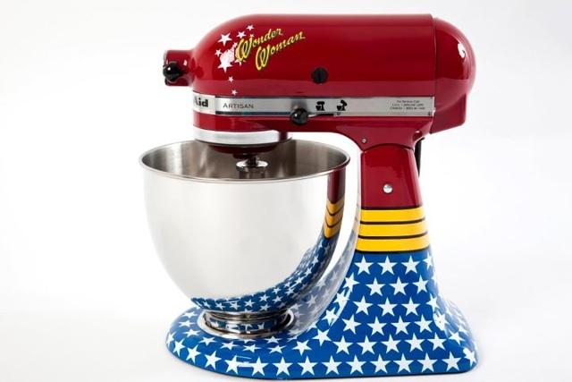 Kitchenaide mixer photo - 2