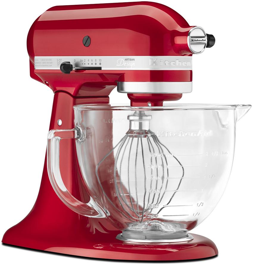 Kitchenmaid mixer photo - 2