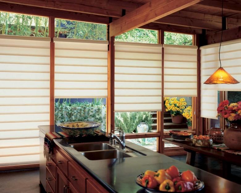Kmart kitchen curtains photo - 2