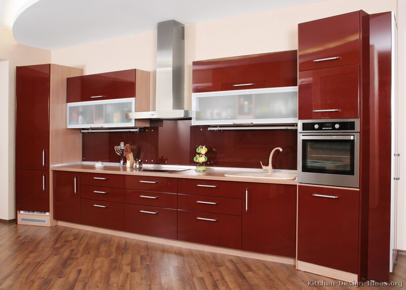 Lining kitchen cabinets photo - 3