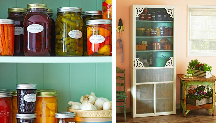 10 Photos To Lowes Kitchen Pantry