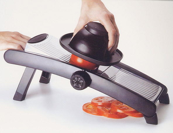Mandolin kitchen slicer photo - 2