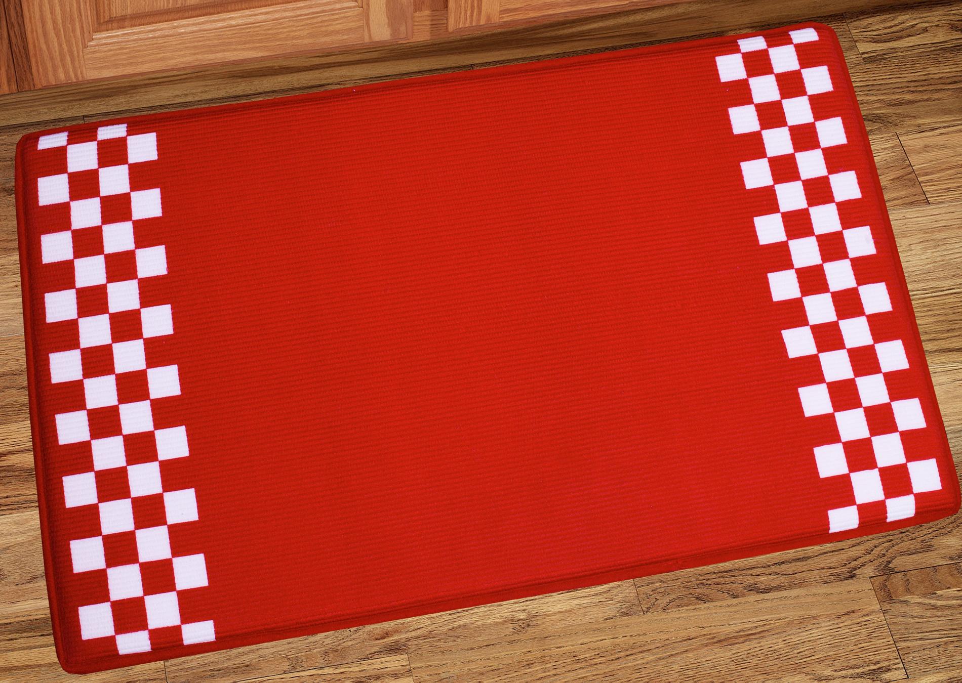 Memory foam kitchen floor mat photo - 3