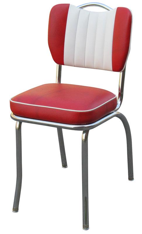 Metal kitchen chairs photo - 3