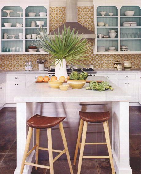 Metal kitchen stools photo - 2