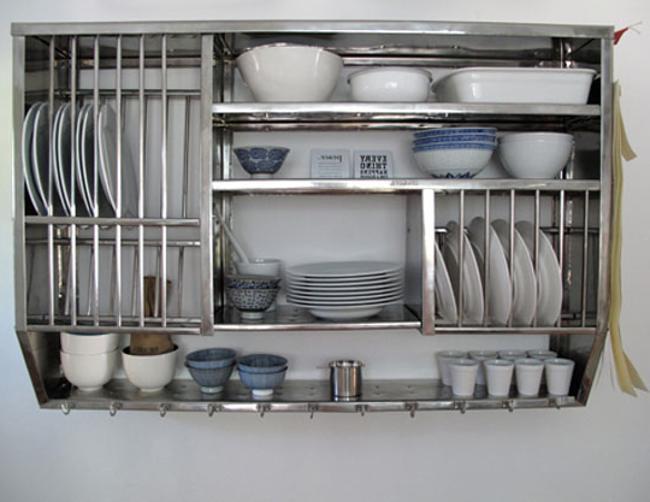 Metal kitchen storage photo - 3