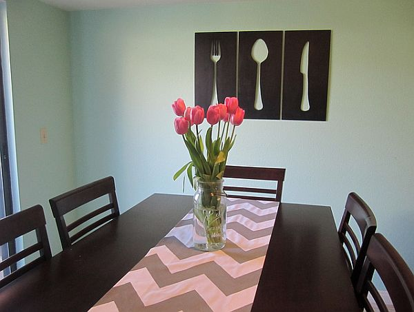 Metal wall art for kitchen photo - 1