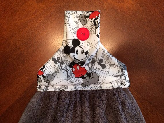 Mickey mouse kitchen towels photo - 2