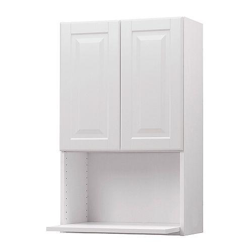 Microwave kitchen cabinet photo - 3
