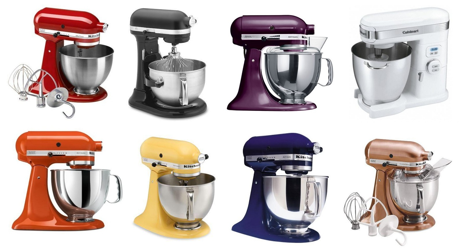 Mixer kitchenaid photo - 2