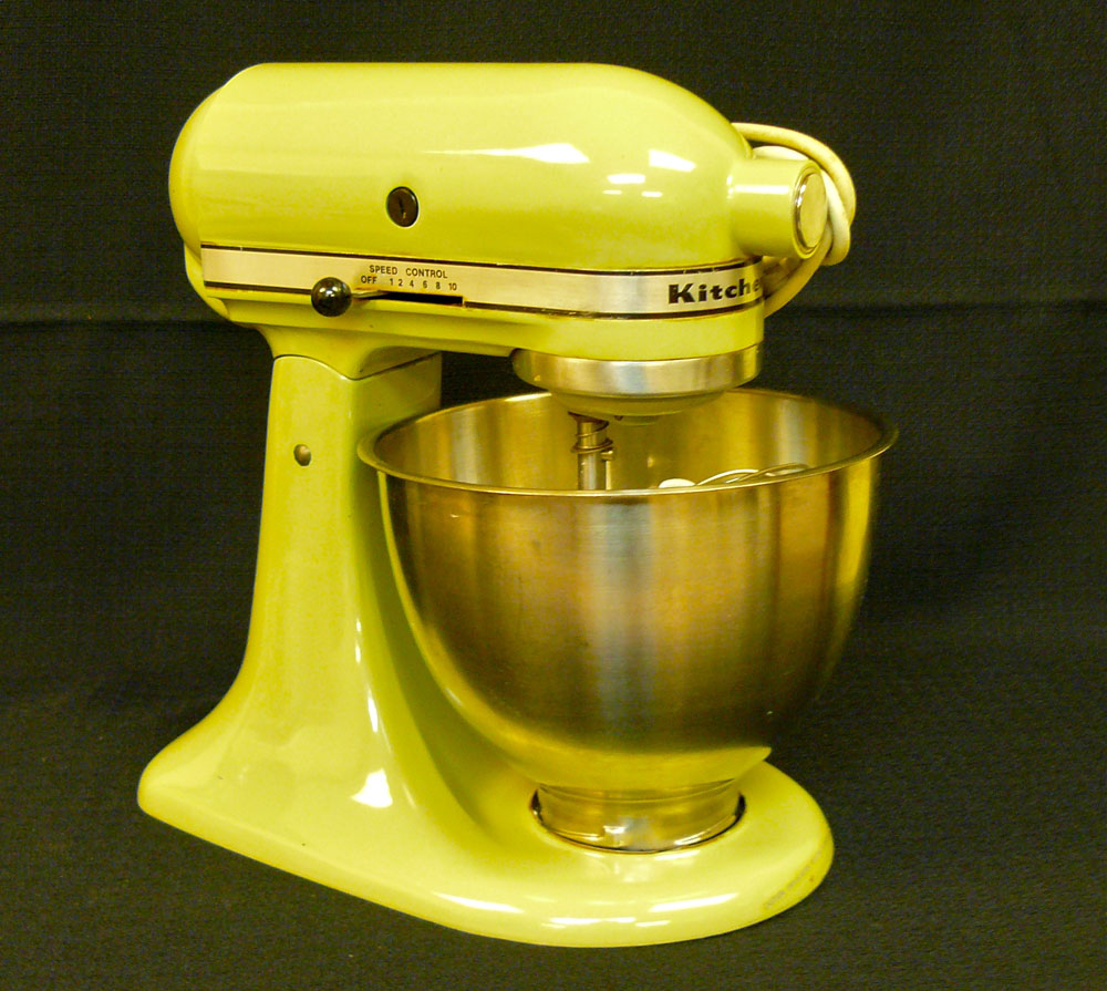 Mixer kitchenaid photo - 3