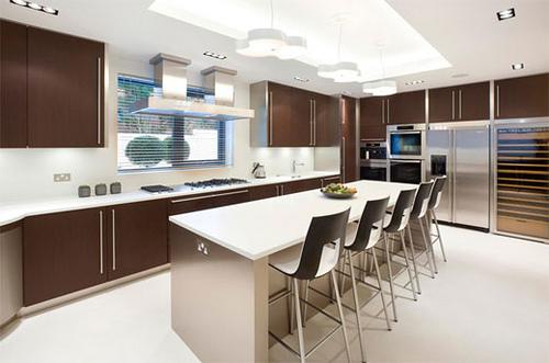 Modern kitchen dining sets photo - 2