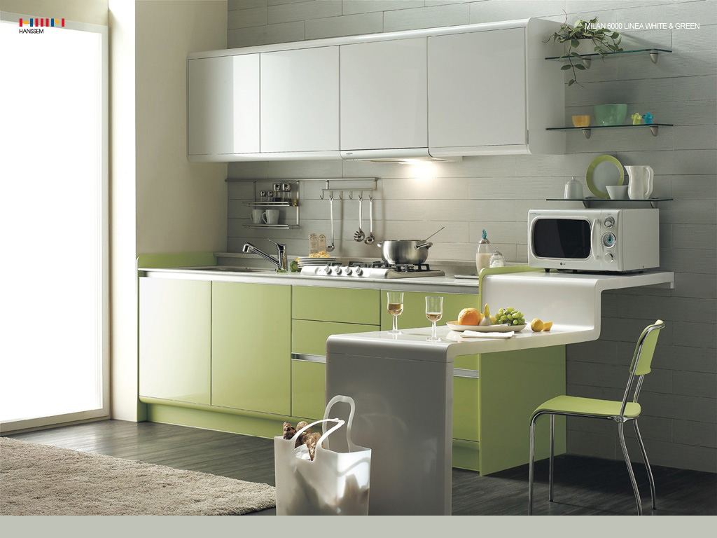 Modern kitchen sets photo - 3