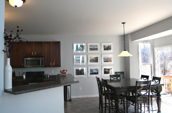 Modern kitchen table sets photo - 2