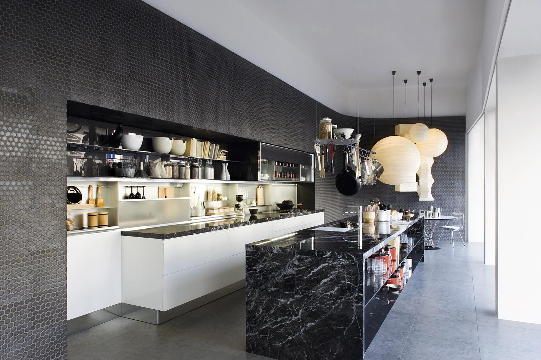 Modern kitchen with island photo - 3