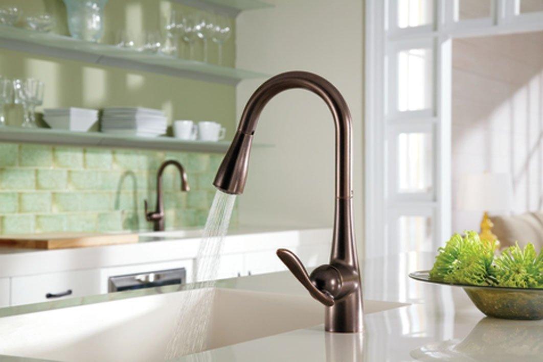 Moen muirfield kitchen faucet photo - 2