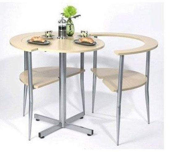 Narrow kitchen table photo - 2