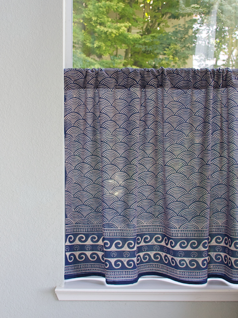 Good 10 Photos To Nautical Kitchen Curtains