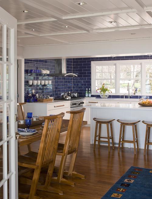 Nautical kitchen rugs photo - 1