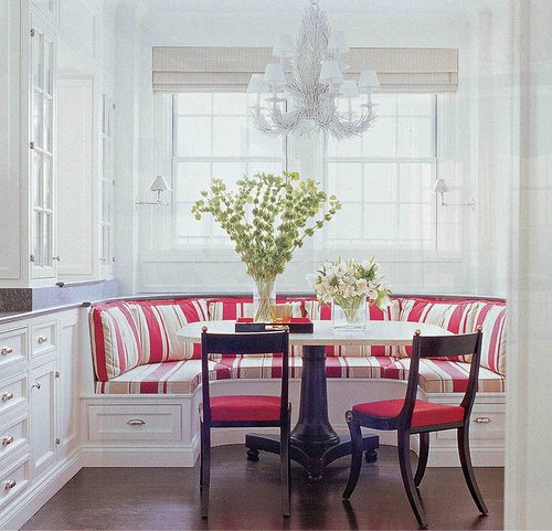Nook tables for kitchen photo - 2