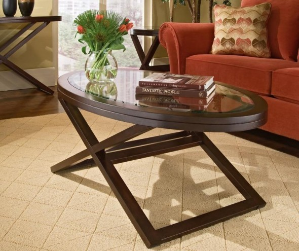 Oval kitchen table sets photo - 2