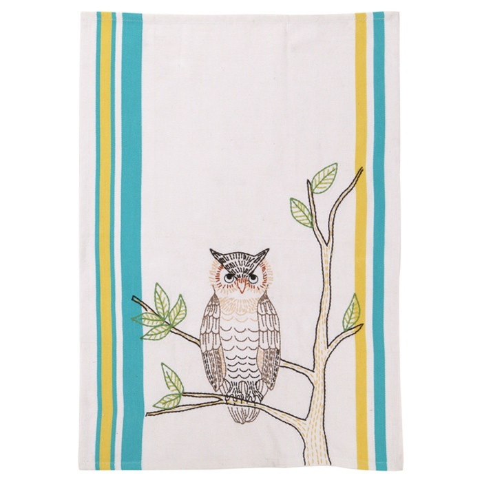 Owl kitchen towels photo - 3