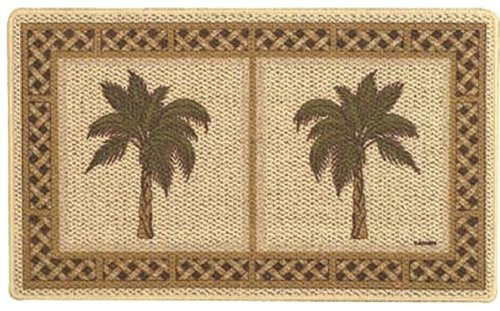 Wonderful 10 Photos To Palm Tree Kitchen Rugs